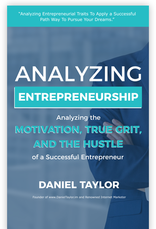 Analyzing Entrepreneurship